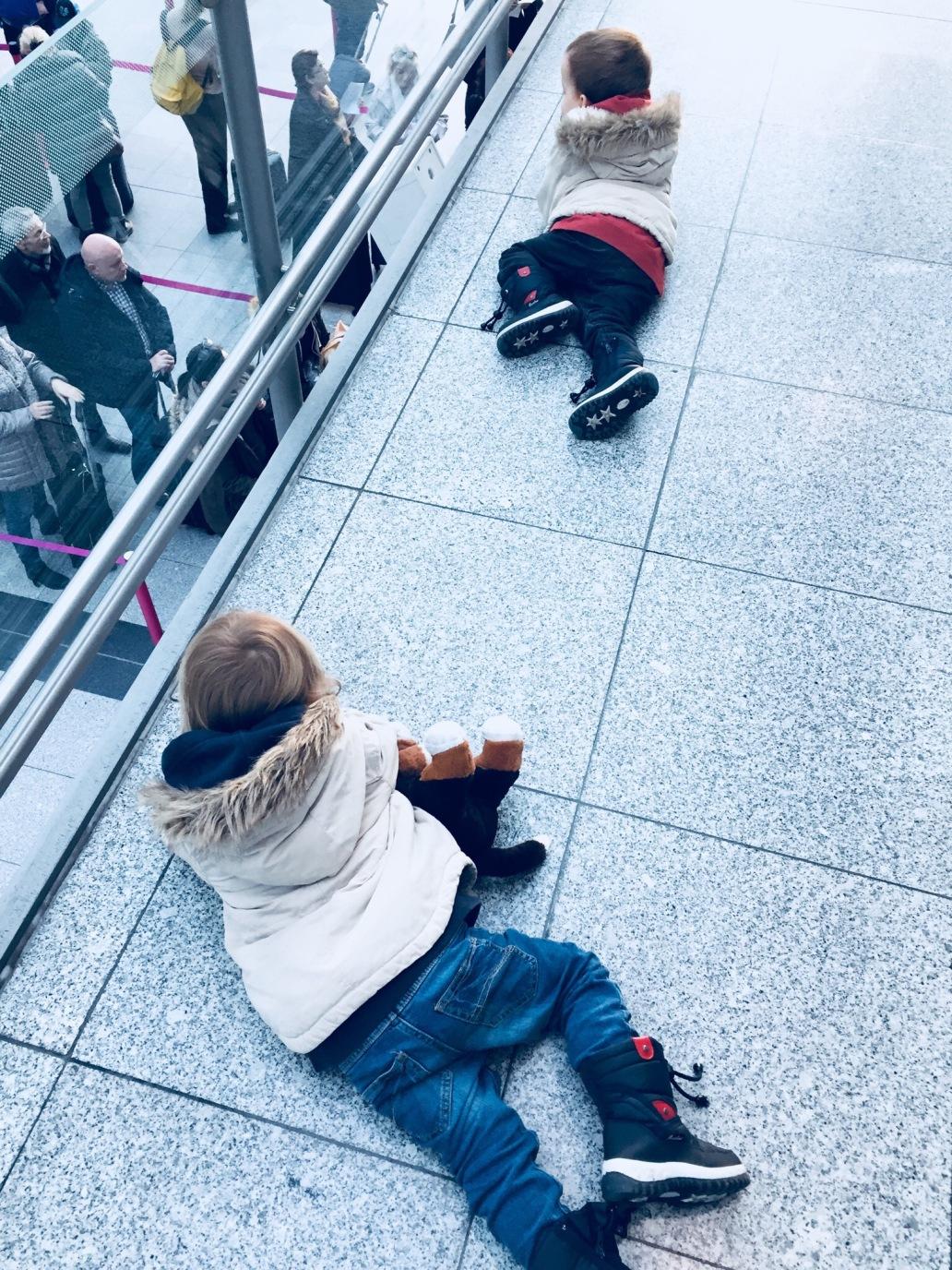 Unterwegs mit Zwillingen