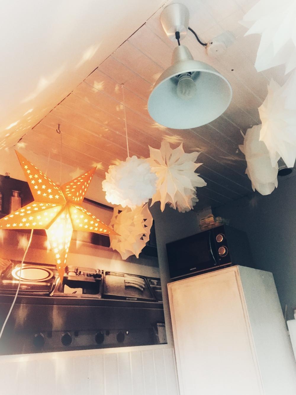 WEihnachtsdeko selbstgemacht DIY schmücken Weihnachten