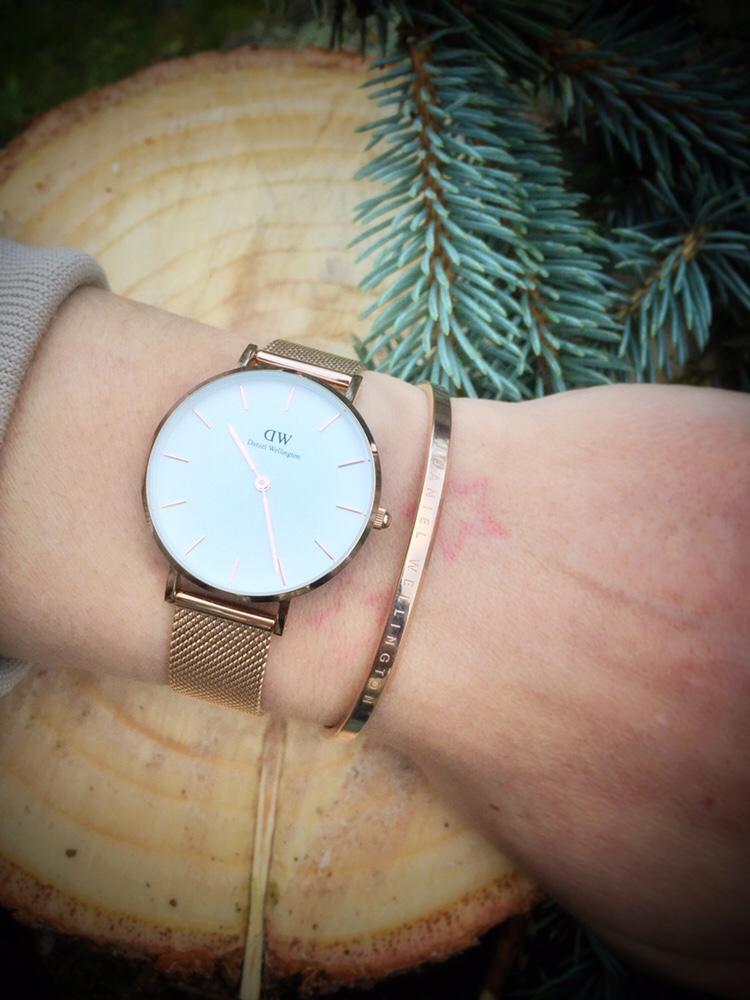 Geschenkset Winter weinachten Daniel Wellington Uhr Armbanduhr